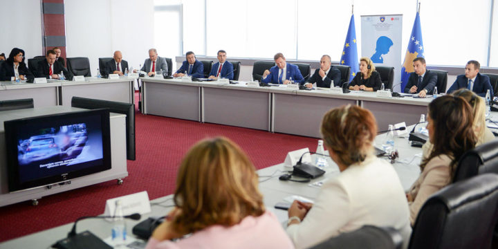 Annual Anti-Trafficking campaign launched in Kosovo