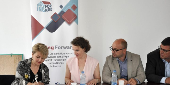 GRANTEES SELECTED FOR MOVING FORWARD PROJECT AND TRAININGS HELD TO SUPPORT THEIR PROJECT IMPLEMENTATION